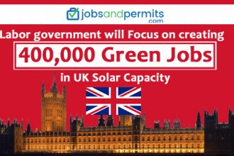 UK Jobs, Green Jobs, UK Solar Capacity - JobsandPermits