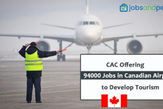 Canada Jobs, Jobs in Canadian Airports, Migrate to Canada - JobsandPermits