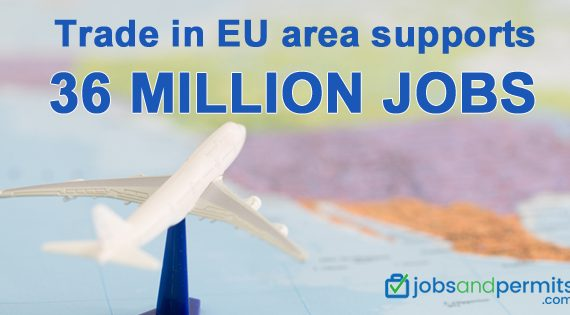 EU Exports Jobs, Jobs in Europe, Generating Jobs - JobsandPermits