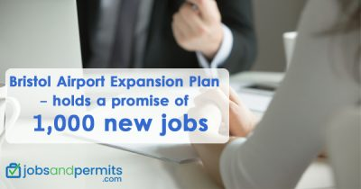 Bristol Airport Expansion Plan, New Jobs - JobsandPermits