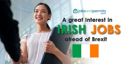 A great Interest in Irish jobs ahead of Brexit - JobsandPermits