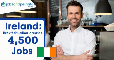 Jobs in Ireland, New Jobs Created in Ireland - JobsandPermits