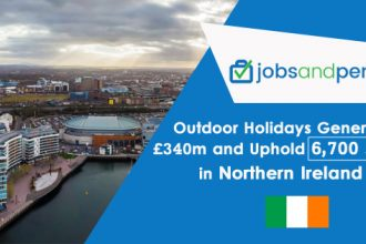 Outdoor holidays generate £340m and uphold 6,700 jobs in Northern Ireland - JobsandPermits