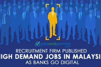 Recruitment Firm Unveils High Demand Jobs in Malaysia as Banks Go Digital