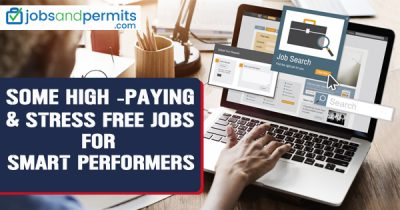 Jobs For Smart Performers