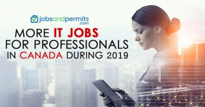 IT Jobs For Professionals in Canada